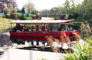 Darting Dragonfly Riverboat