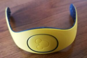 Magic Band 2 - Yellow