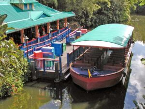 Riverboat at Safari Village Dock