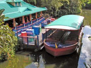 Riverboat at Safari Village Dock