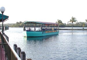 Riverboat Spied at Seven Seas Lagoon