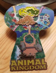DAK Map Pin 5 of 5 Discovery Island + Oasis