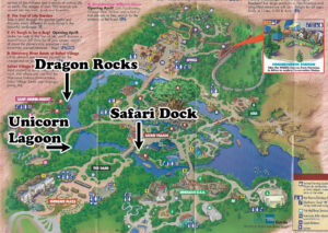 Riverboats Route