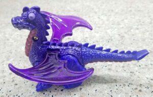 Disney's Animal Kingdom - McDonalds Happy Meal Toy Dragon - Wings Up