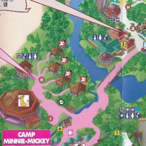 DAK Map 2000 - Dragon Rocks is no more