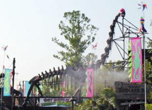 Dinosaur Jubilee Banner 2000
