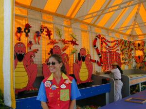 Dinosaur Jubilee Carnival Games