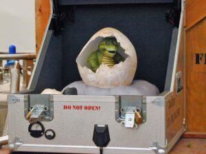 Dinosaur Jubilee Egg Hatchling